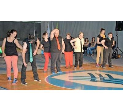 plesna terapija